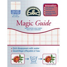 Канва Magic Aida DMC 35х45 см белая