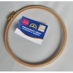 Пяльцы деревянные DMC MK0025/10 диаметр 15,5 см