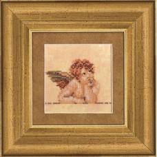"""Набор для вышивания Lanarte 34395 """"Ангел"""""""