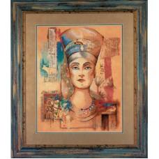 """Набор для вышивания Lanarte 34561 """"Нефертити"""""""