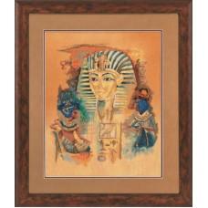 "Набор для вышивания Lanarte 34720 ""Фараон Тутанхамон"""
