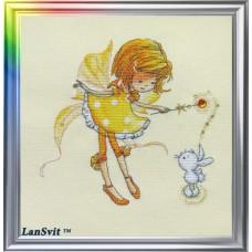 """Набор для вышивания ЛанСвіт Д-025 """"Солнечное настроение"""""""