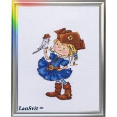 """Набор для вышивания ЛанСвіт Д-037 """"Авантюристы"""""""