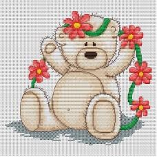 Набор для вышивания Luca-S B1014 Бьянка
