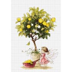 """Набор для вышивания Luca-S B1111 """"Лимоны"""""""