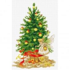 Набор для вышивания Luca-S B1117 Рождественская ёлка