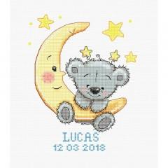 Набор для вышивки Luca-S B1146 Lucas
