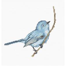 Набор для вышивки крестом Luca-S B1158 Певчая птица