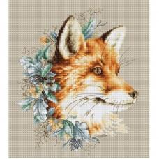 Набор для вышивки Luca-S B2292 Лисица