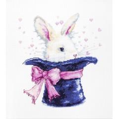 Набор для вышивки крестом Luca-S B2302 Кролик