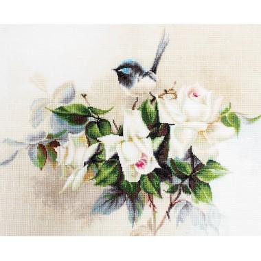 Набор для вышивания Luca-S BA2316 Птичка
