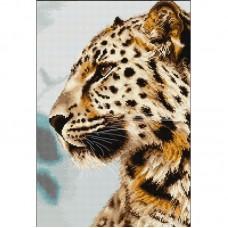 Набор для вышивки Luca-S BU4006 Леопард