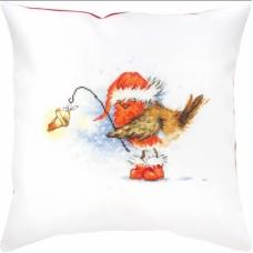 Набор для вышивки Luca-S PB191 Птичка с лампой