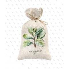 Набор для вышивки крестом Luca-S PM1237 Орегано