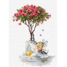 """Набор для вышивания Luca-S B1115 """"Розы"""""""