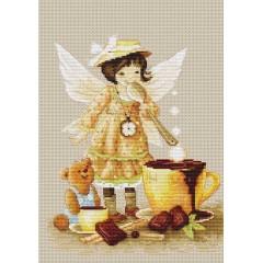 Набор для вышивания Luca-S B1131 Горячий шоколад