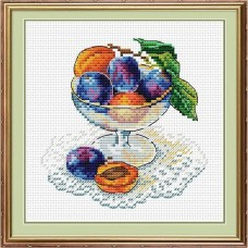 Набор для вышивания М.П.Студия М-093 Вкус ягод