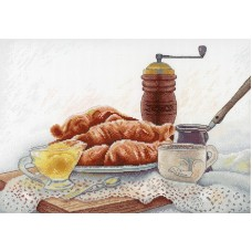 Набор для вышивания М.П.Студия НВ-655 Французский завтрак