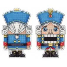 Набор для вышивания М.П.Студия Р-274 Щелкунчик