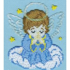 Набор для вышивания М.П.Cтудия БК-023 Ангелок