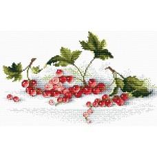 Набор для вышивания М.П.Cтудия М-107 Алая гроздь