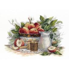 Набор для вышивания М.П.Cтудия НВ-537 Яблочный спас