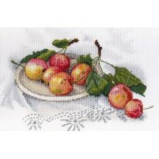 Набор для вышивания М.П.Cтудия НВ-559 Вкус диких яблок
