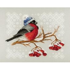 Набор для вышивания М.П.Cтудия НВ-642 Краски зимы
