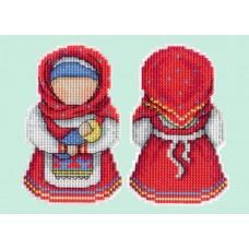 Набор для вышивания М.П.Cтудия Р-150 Оберег Материнство