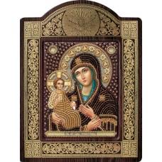 """Набор для вышивания бисером Новая Слобода СН8007 """"Богородица «Троеручица»"""""""