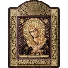 """Набор для вышивания бисером Новая Слобода СН8022 """"Богородица «Умиление»"""""""