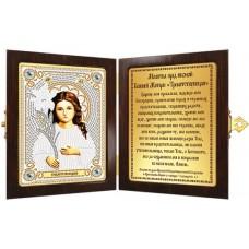 """Набор для вышивания бисером Новая Слобода СМ7010 """"Богородица «Трилетствующая»"""""""