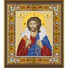 """Набор для вышивания бисером Новая Слобода Д6008 """"Господь Добрый Пастырь"""""""