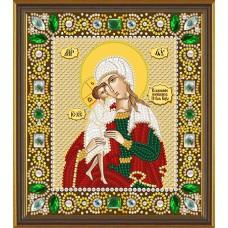 """Набор для вышивания бисером Новая Слобода Д6011 """"Богородица «Взыскание погибших»"""""""