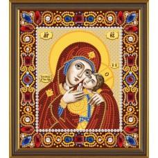 """Набор для вышивания бисером Новая Слобода Д6013 """"Богородица Корсунская"""""""