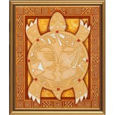 """Набор для вышивания бисером Новая Слобода ДК3005 """"Символ мудрости и долголетия"""""""