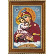 """Набор для вышивания бисером Новая Слобода Н1208 """"Богородица Почаевская"""""""
