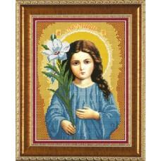 """Набор для вышивания бисером Новая Слобода Н1215 """"Богородица Трилетствующая"""""""