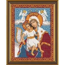 """Набор для вышивания бисером Новая Слобода Н9011 """"Богородица «Достойно Есть»"""""""