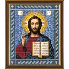"""Набор для вышивания бисером Новая Слобода Н9017 """"Христос Спаситель"""""""