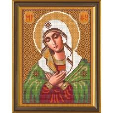 """Набор для вышивания бисером Новая Слобода Н9022 """"Богородица «Умиление»"""""""