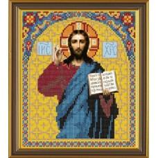 """Набор для вышивания бисером Новая Слобода Н9023 """"Христос Спаситель"""""""