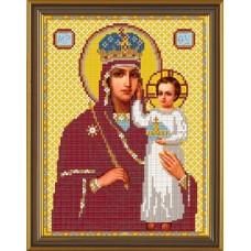 """Набор для вышивания бисером Новая Слобода Н9027 """"Богородица «Призри на смирение»"""""""