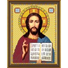 """Набор для вышивания бисером Новая Слобода Н9032 """"Христос Спаситель"""""""
