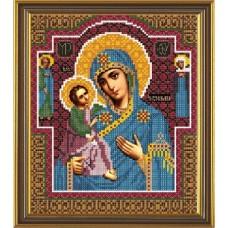 """Набор для вышивания бисером Новая Слобода Н9067 """"Богородица Иерусалимская"""""""