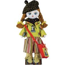 """Набори для шиття іграшок Нова Слобода К1008 """"Художниця"""""""