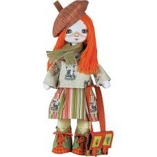 """Набори для шиття іграшок Нова Слобода К1013 """"Мандрівниця"""""""