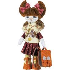 """Набори для шиття іграшок Нова Слобода К1016 """"Першокласниця"""""""