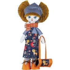 """Набори для шиття іграшок Нова Слобода К1017 """"Помічниця"""""""