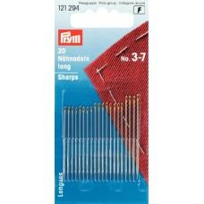 Иглы Prym 121294 для шитья длинные